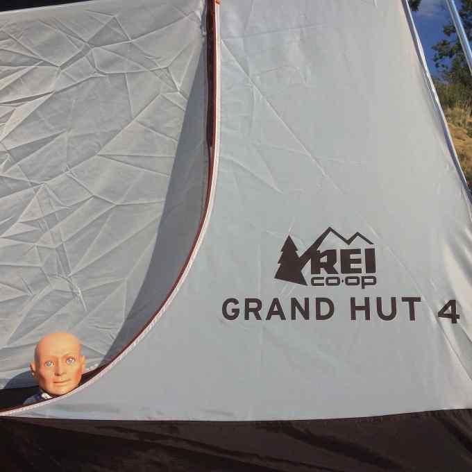 Hugo Man of a Thousand Faces REI Grand Hut