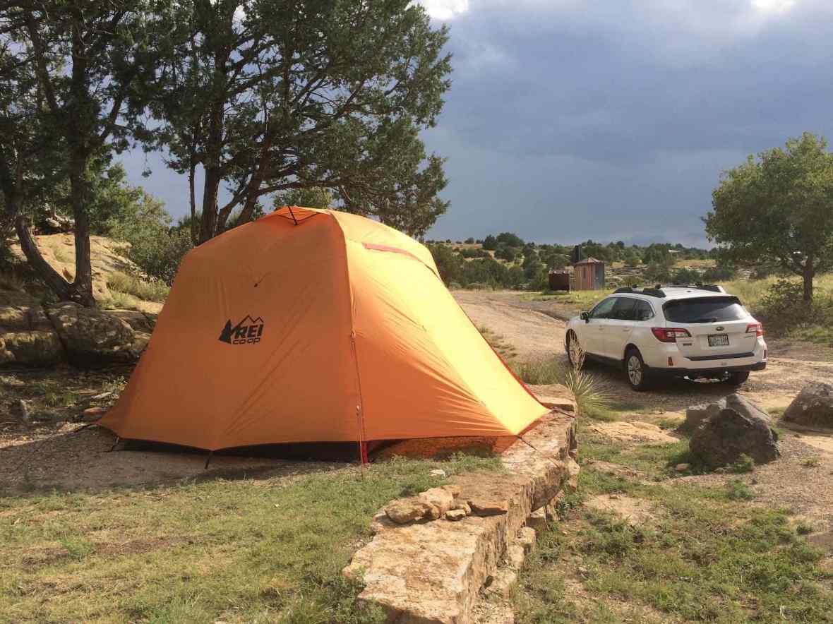 REI Grand Hut 4 Tent