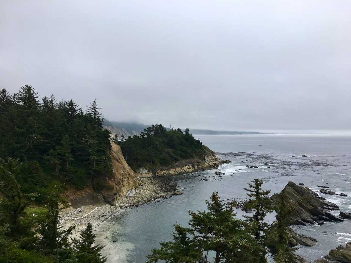 Cape Arago State Park, Oregon