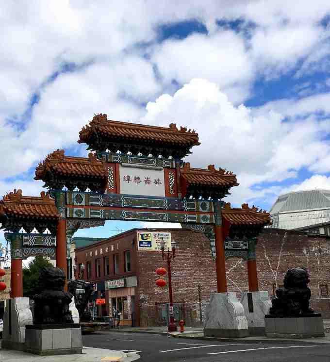 Portland's Chinatown
