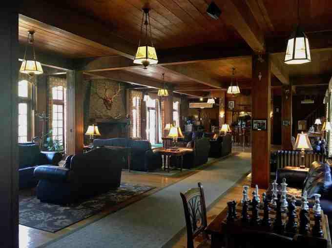 Lake Quinault Lodge Olympic National Forest Park Washington