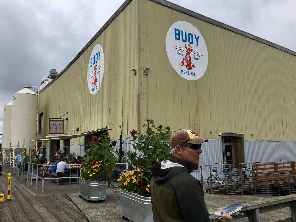 Buoy Beer Co. Craft Brewery Astoria Oregon