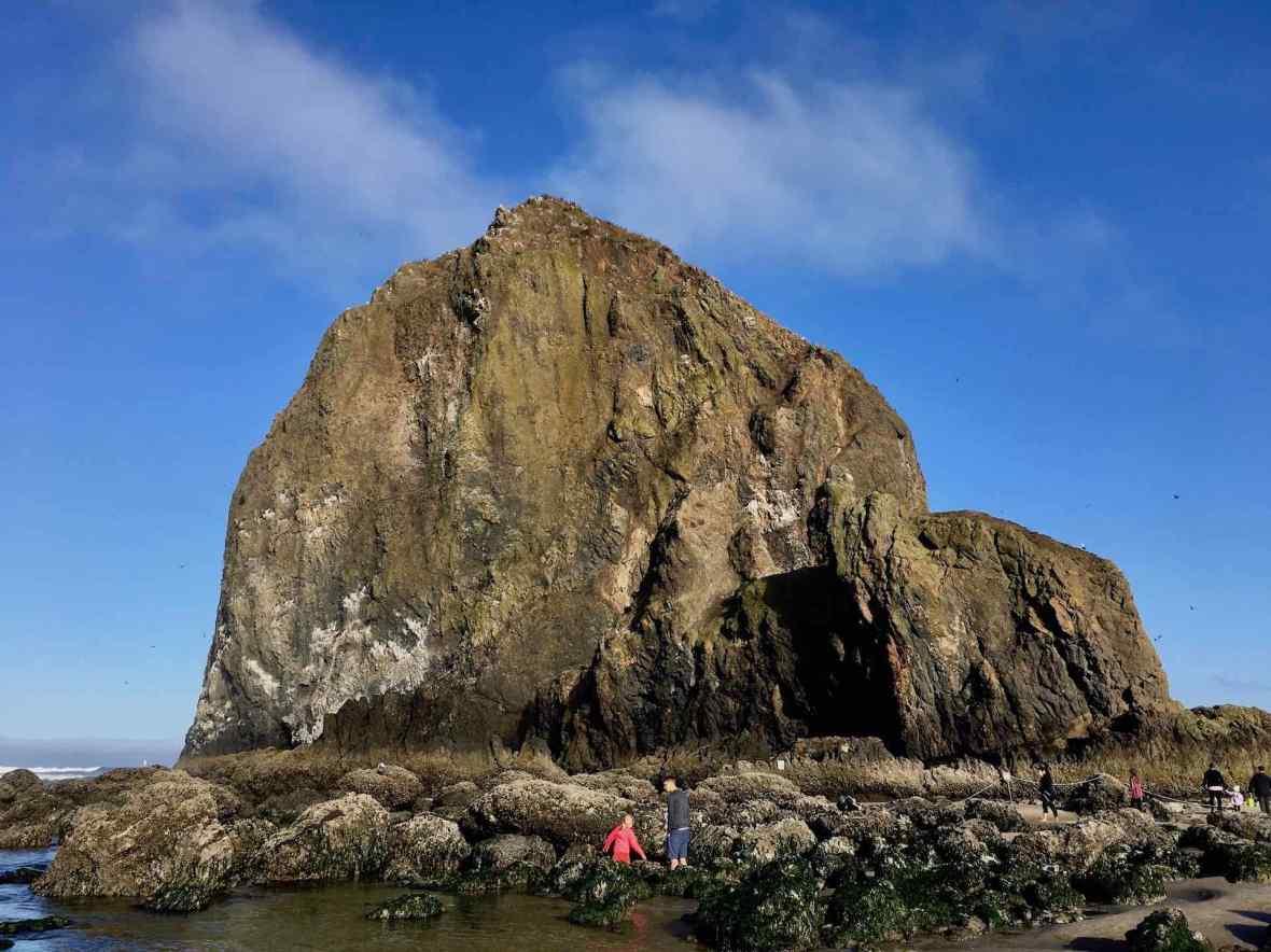Haystack Rock, Cannon Beach