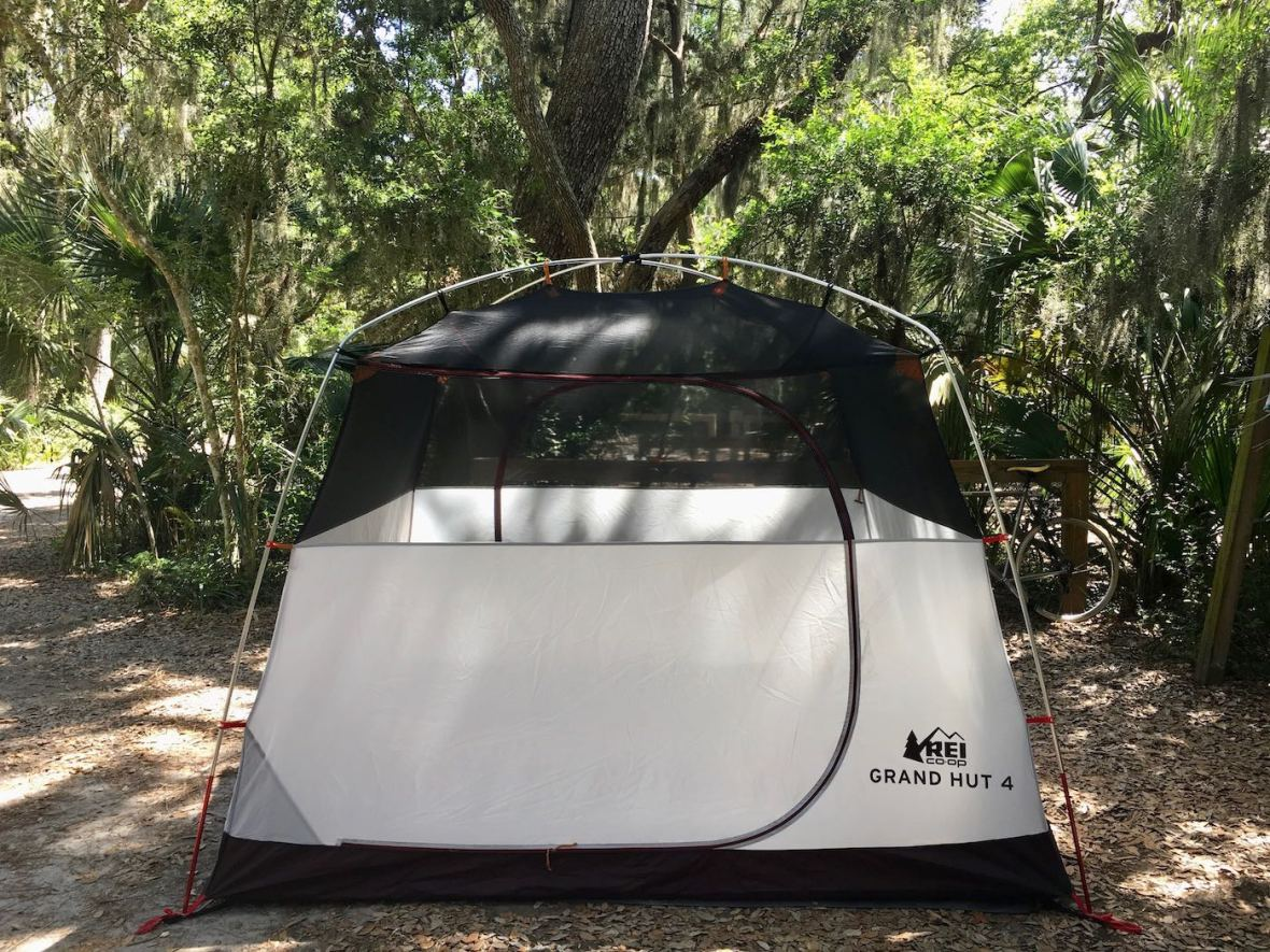 Gear Review REI Co-op Grand Hut 4 Without Rain Fly