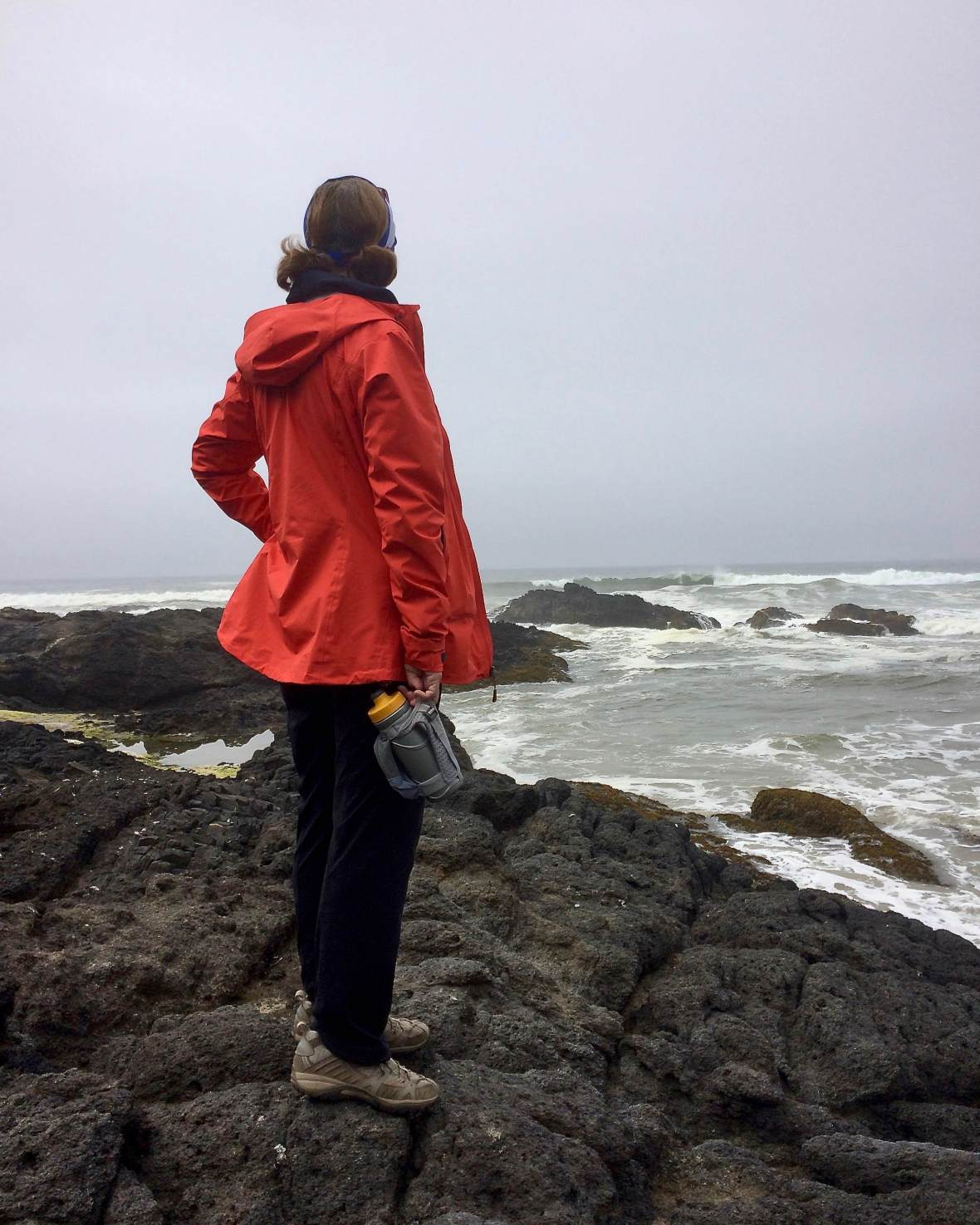 Marsi's favorite gear: REI Co-op Drypoint GTX Jacket