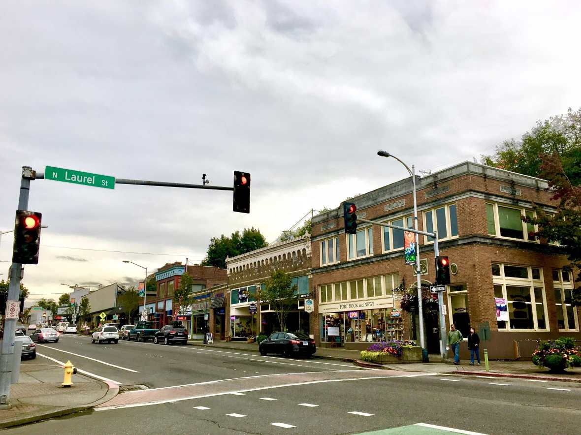 Great indie bookstores in Port Angeles Washington