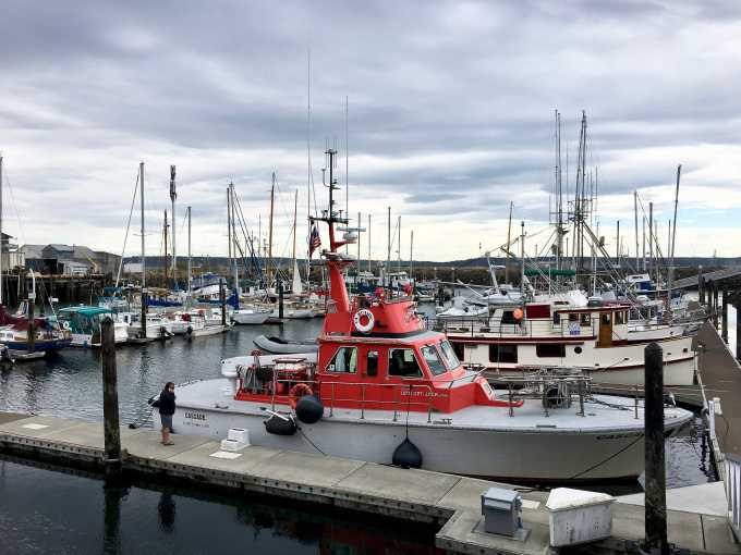 Port Townsend Wooden Boats