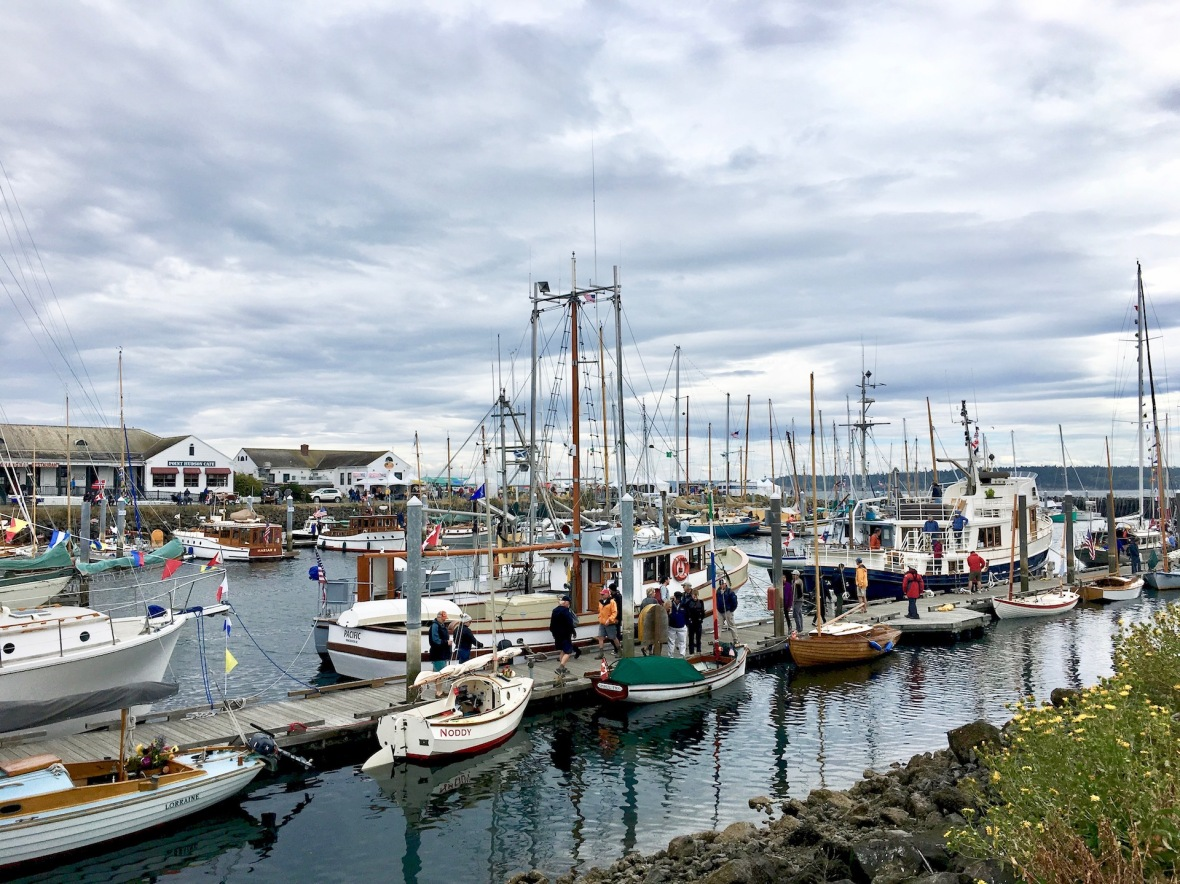 42nd Annual Port Townsend Wooden Boat Festival