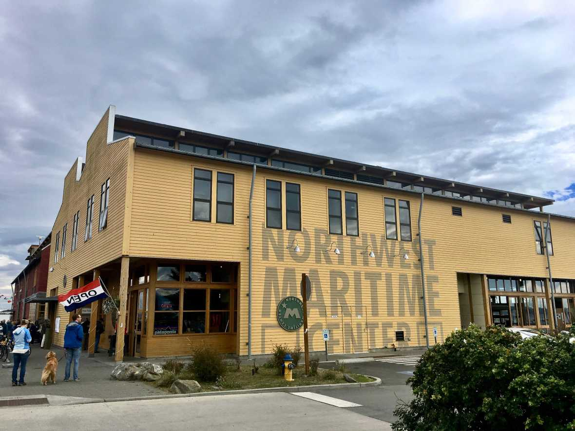 Northwest Maritime Museum in Port Townsend, Washington
