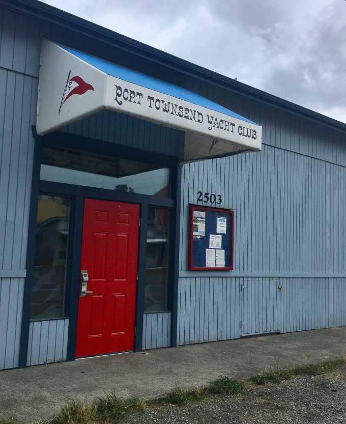 Port Townsend yacht club, Washington