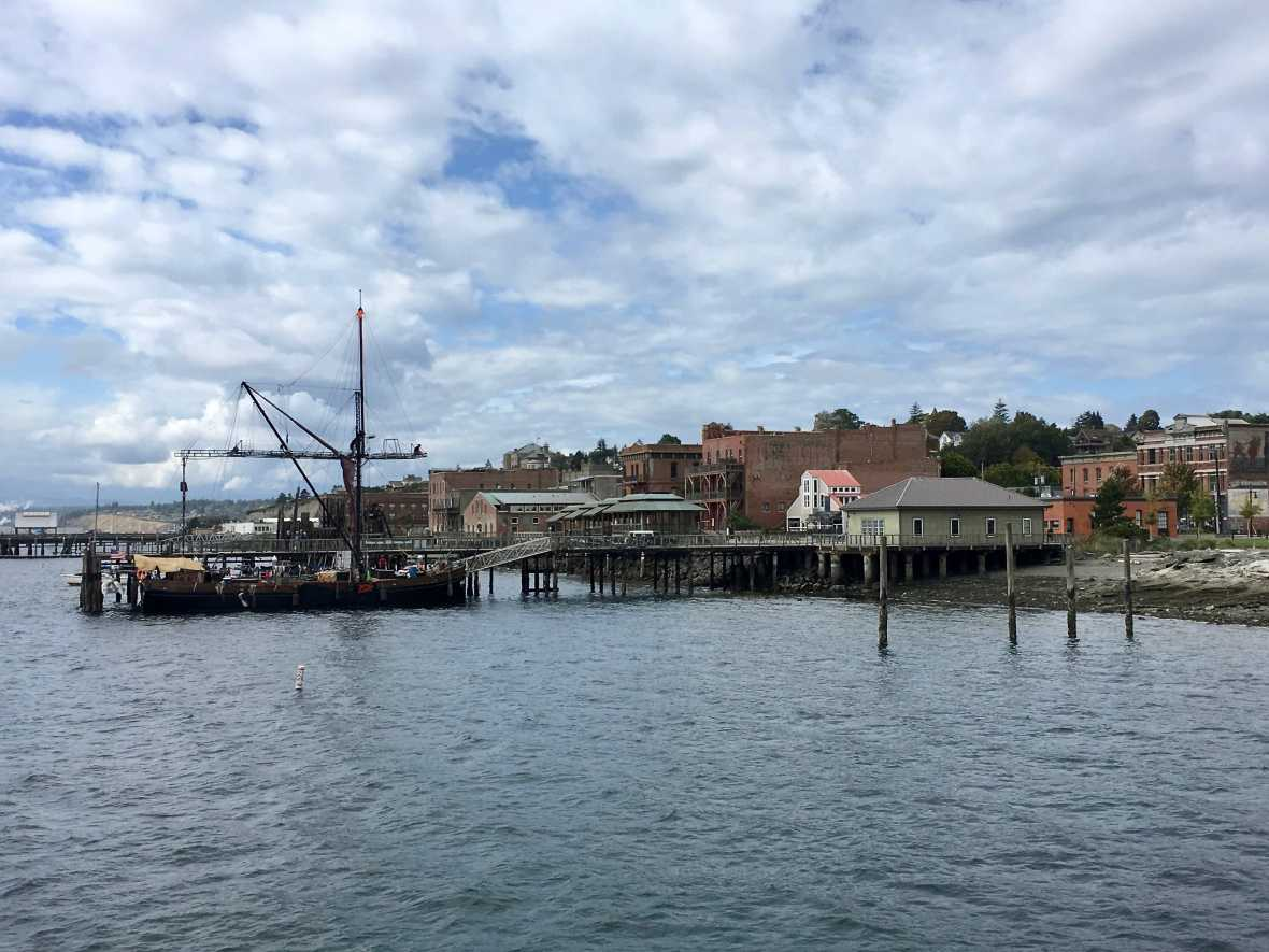 Port Townsend Washington waterfront