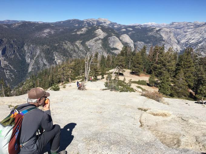 gear review Sentinel Dome with Cotopaxi Luzon 18L daypack backpack