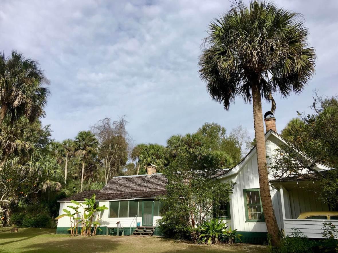 Marjorie Kinnan Rawlings homestead Cross Creek Florida