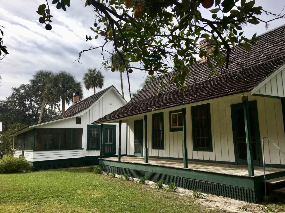 Marjorie Kinnan Rawlings home, Cross Creek Florida