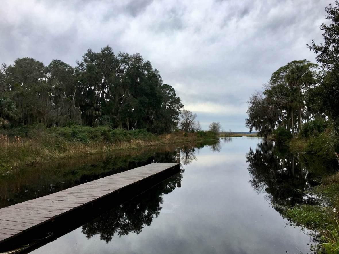 Marjorie Kinnan Rawlings State Historic Site Park, Cross Creek Florida