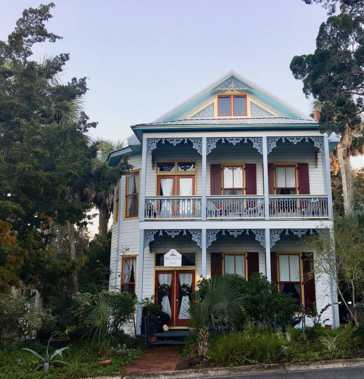 19th Century home in Cedar Key