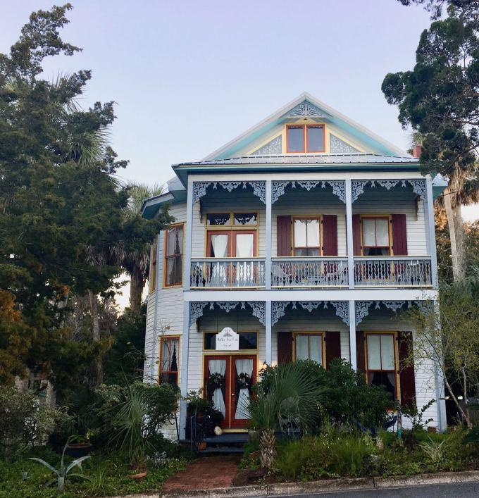 19th Century home in Cedar Key