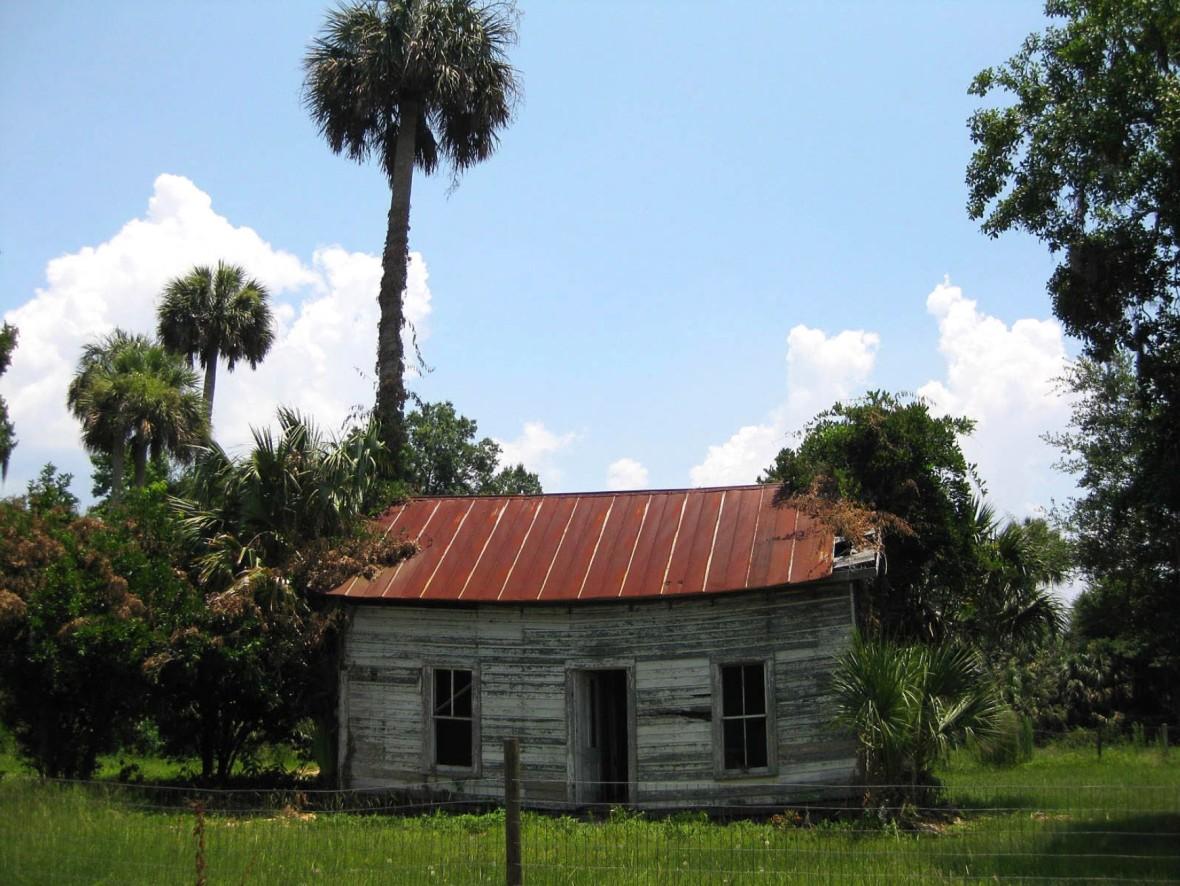 Cracker House in Island Grove, Florida