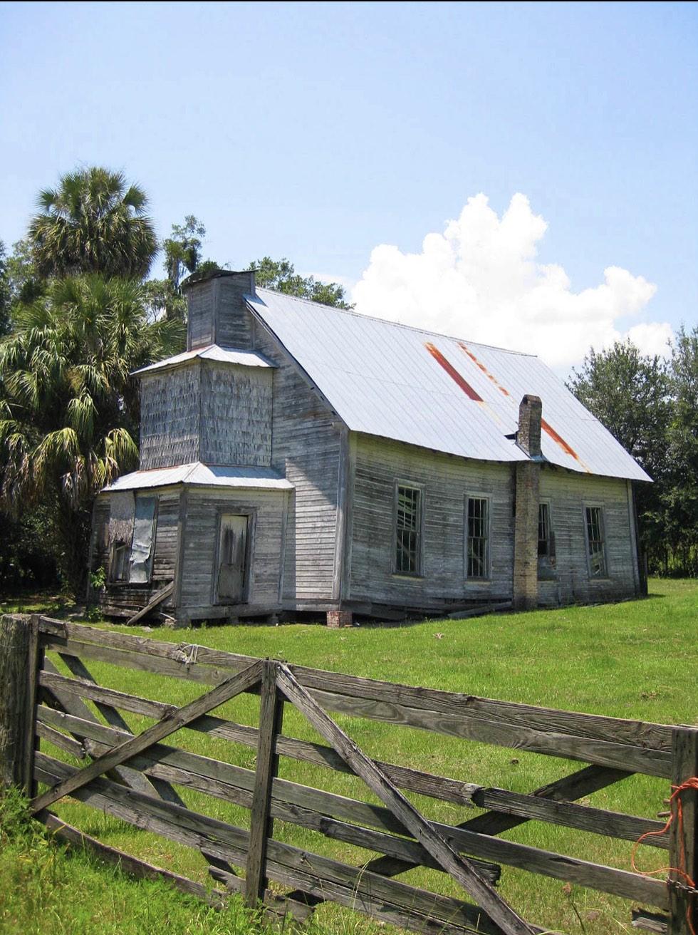 Church in Island Grove, Florida