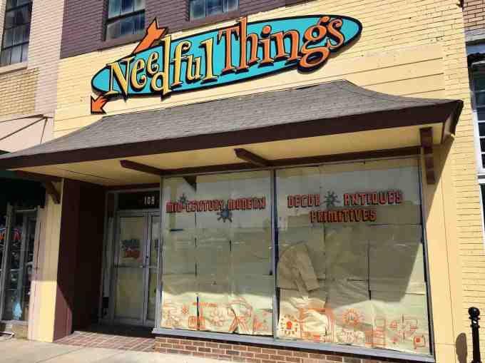 Needful Things Lebanon storefront