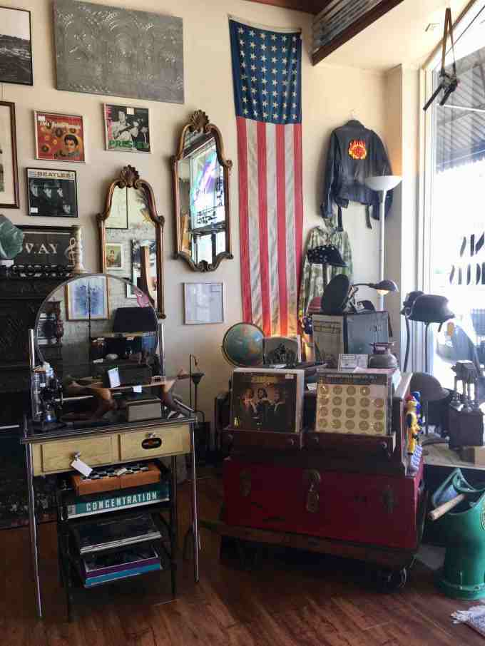 Jones Antiques in Cookeville, Tennessee