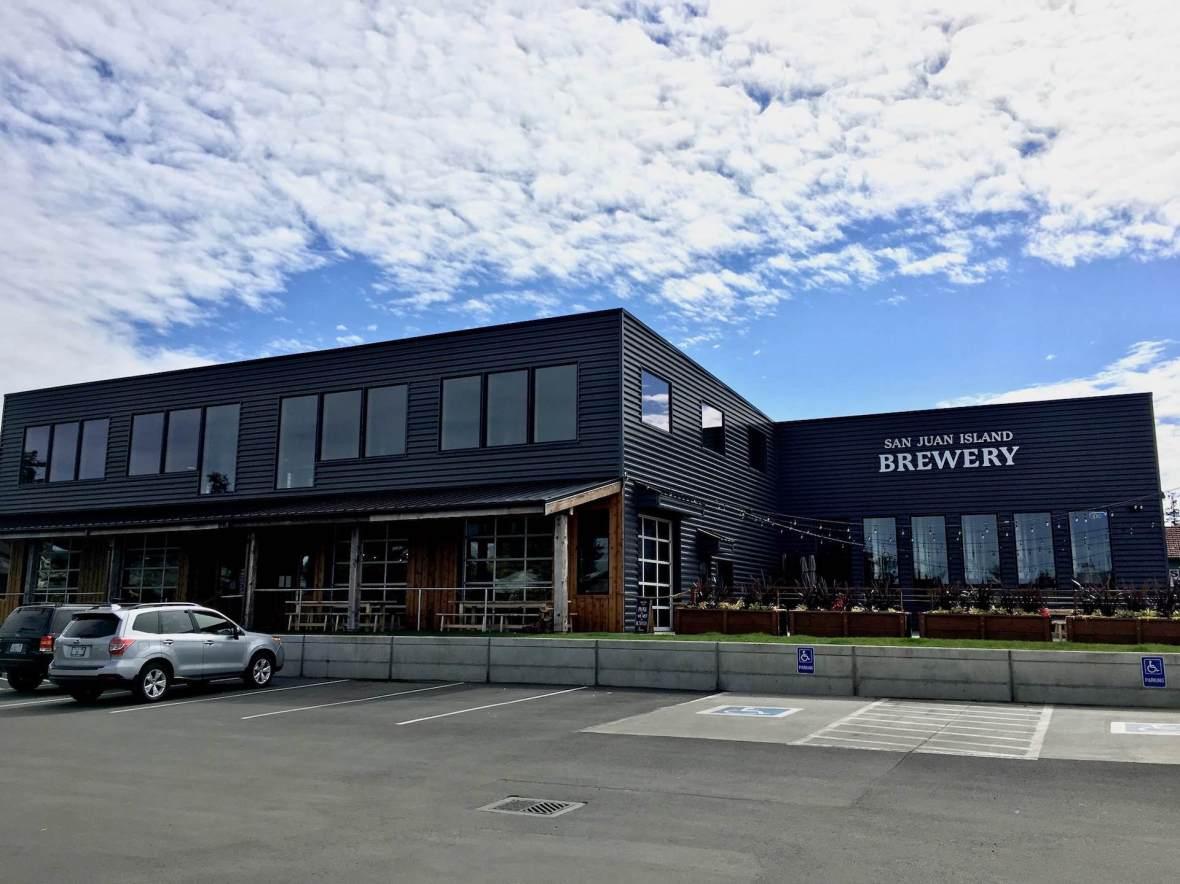 San Juan Island Brewery, Washington