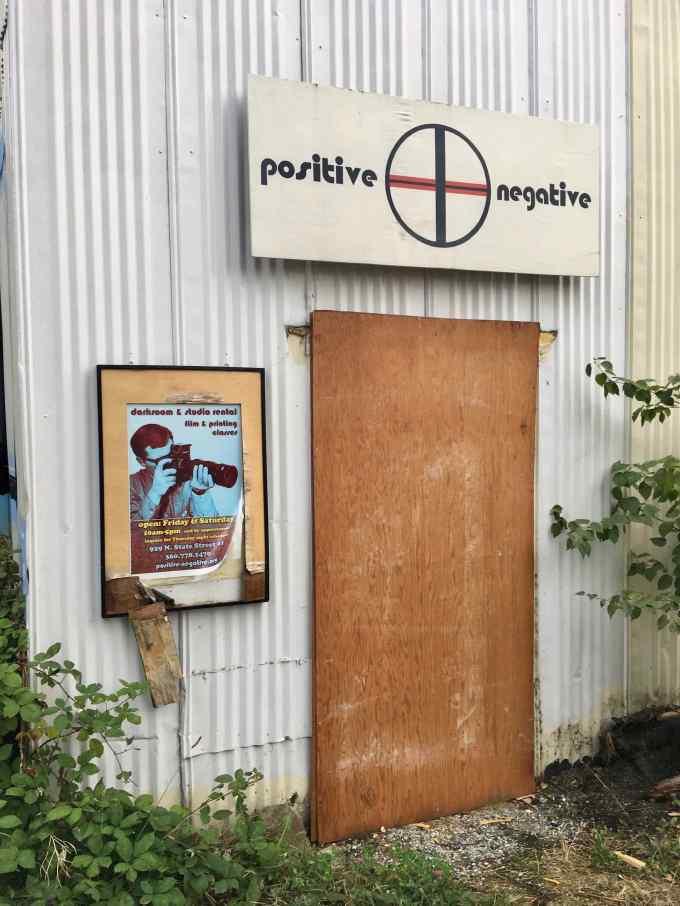 Positive-Negative Photo Lab in Bellingham, Washington