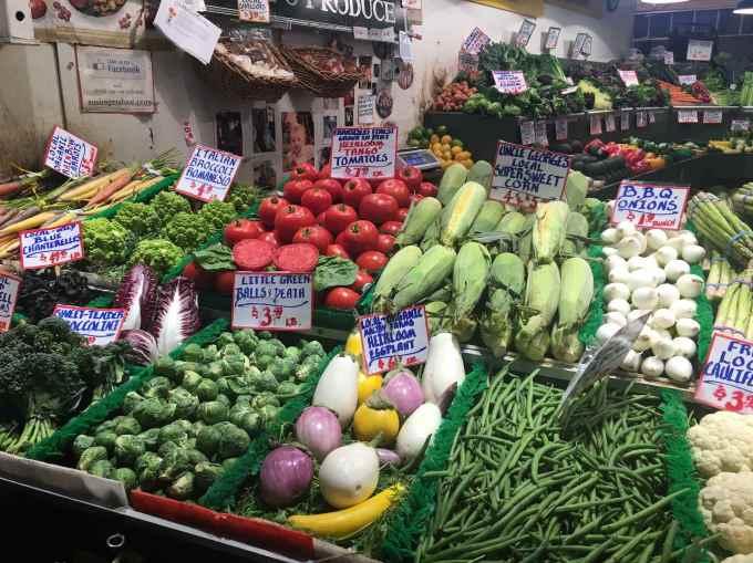 Inside Seattle's Pike Place Market