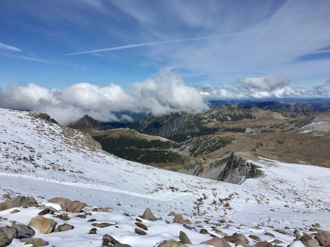 More views from Third Burroughs in Mount Rainier National Park