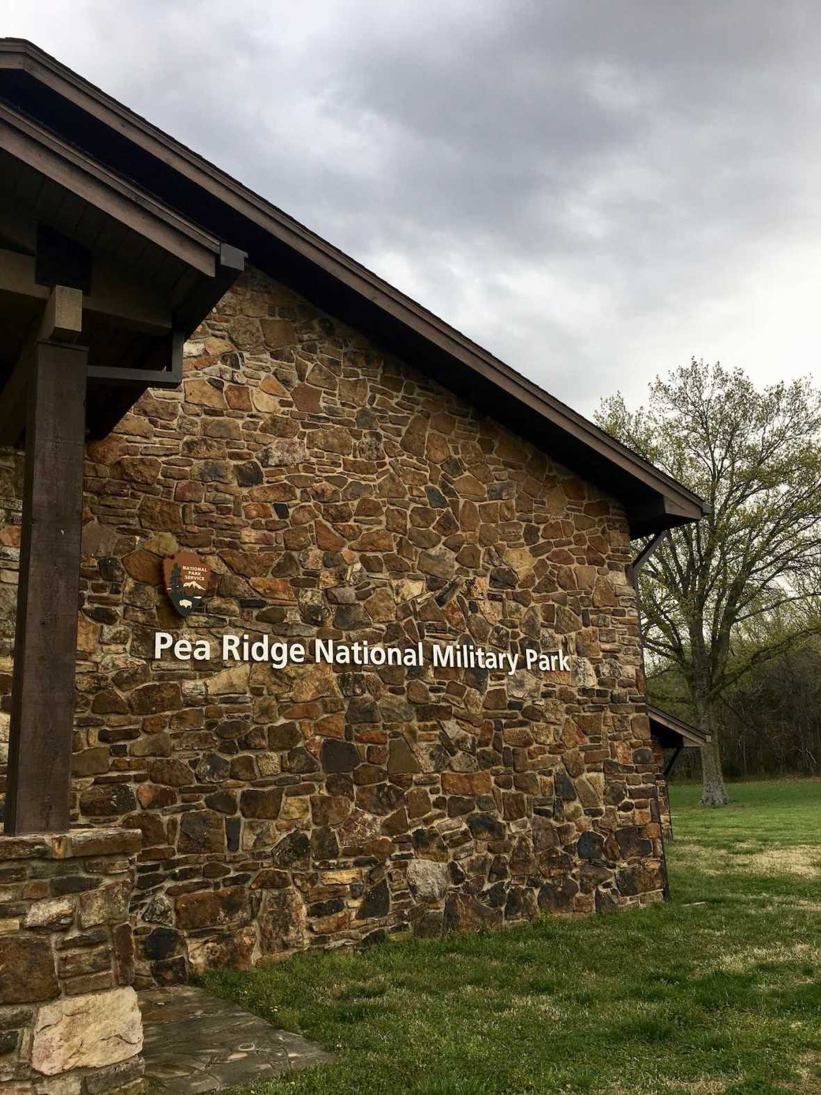Pea Ridge National Military Park in Arkansas