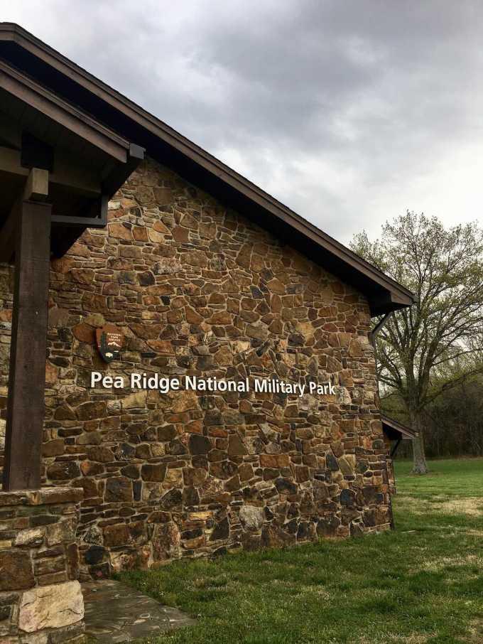 Pea Ridge National Military Park in Arkansas