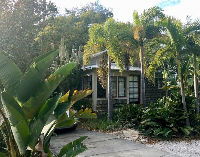 Historic home in downtown Dunedin, Florida