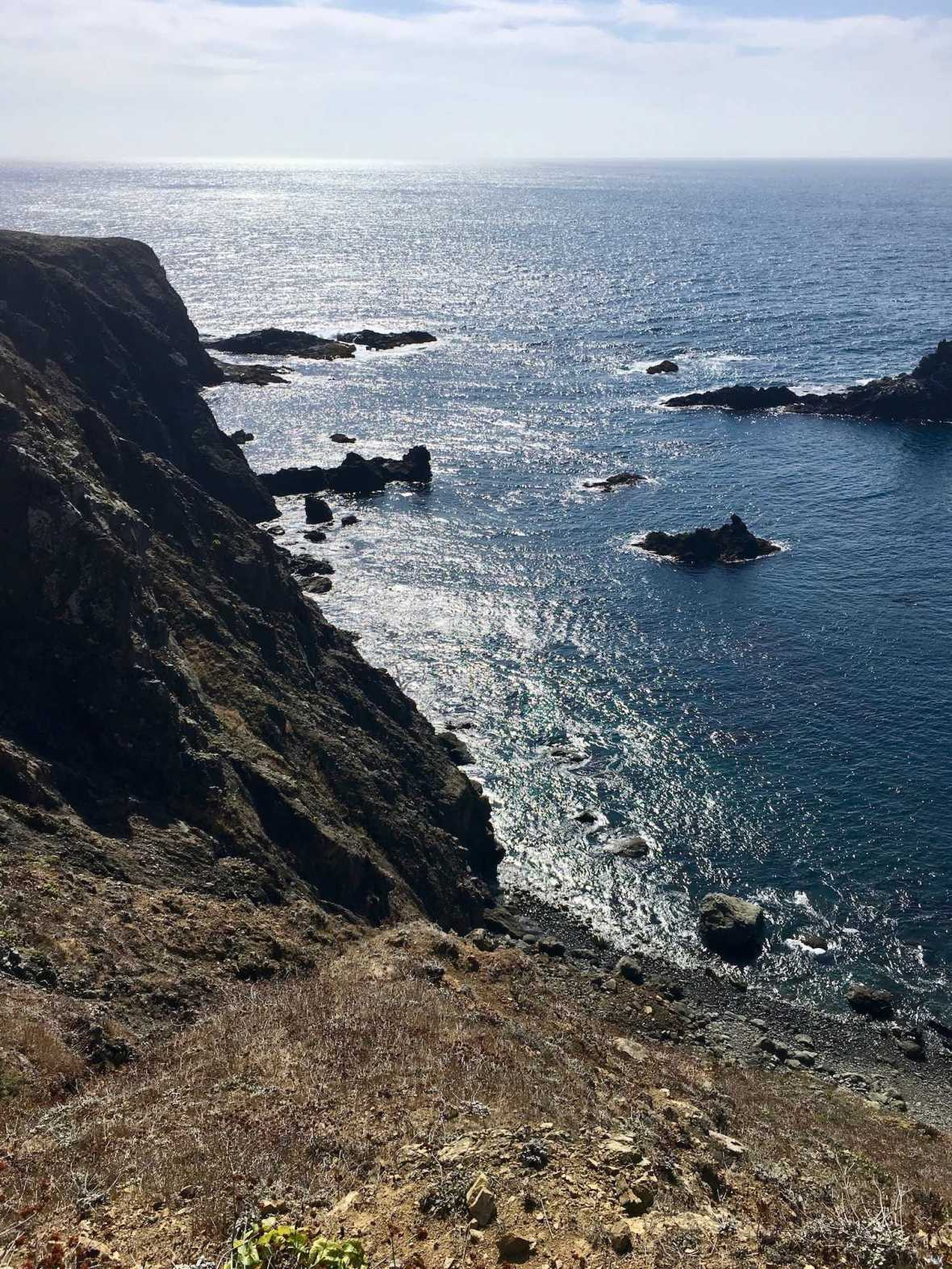 Pacific Ocean, Mendocino Headlands, California