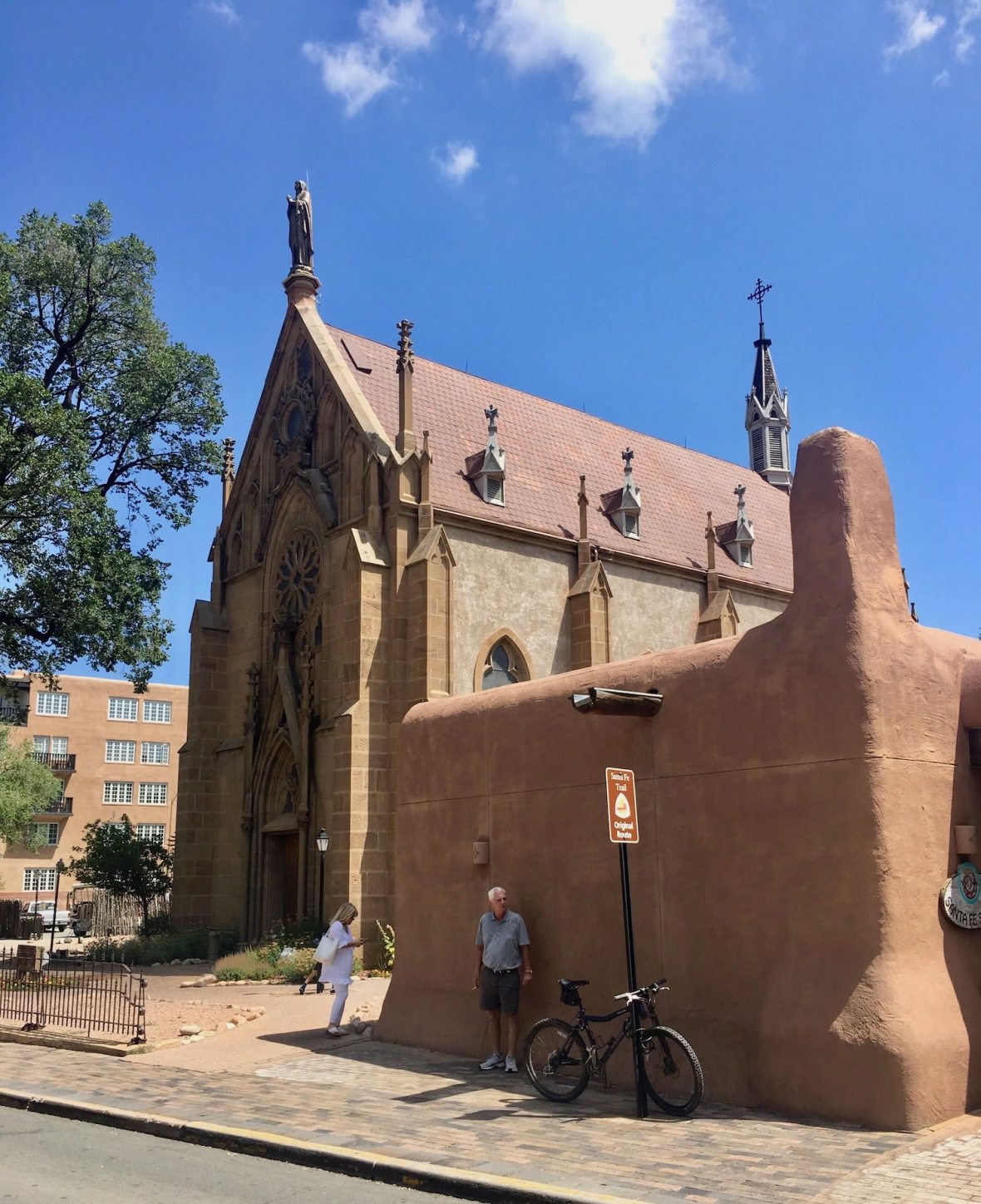 Loreto Chapel in Santa Fe