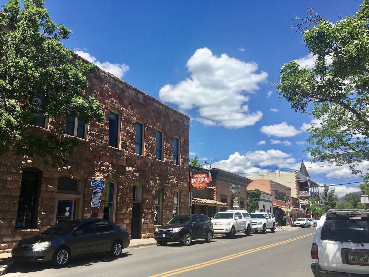 Downtown Flagstaff, Arizona