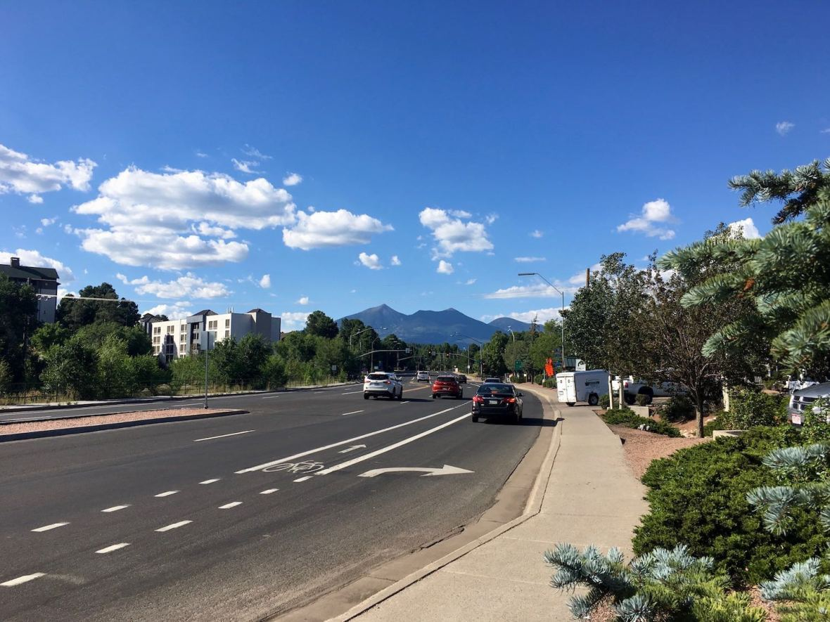 Mountain View in Flagstaff, Arizona